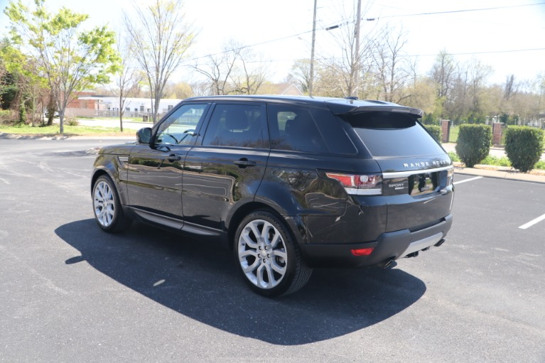 Used 2015 Land Rover Range Rover SPORT HSE 3.0 SUPERCHARGED AWD W/NAV for sale $34,950 at Auto Collection in Murfreesboro TN 37130 4