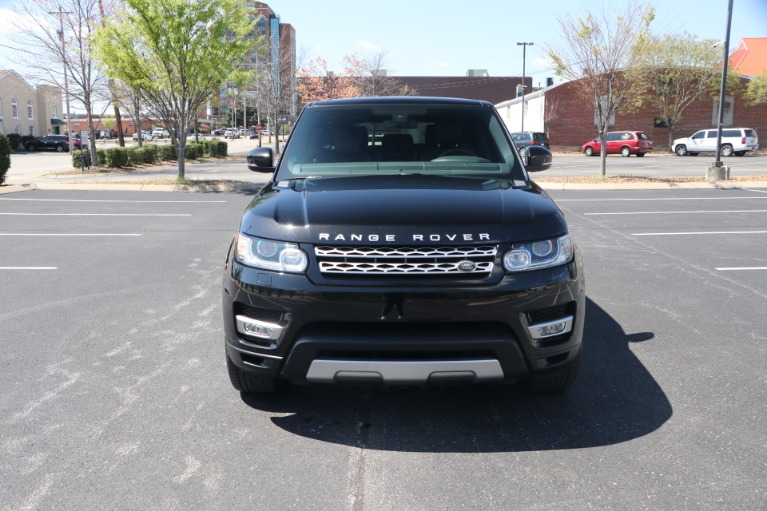 Used 2015 Land Rover Range Rover SPORT HSE 3.0 SUPERCHARGED AWD W/NAV for sale $34,950 at Auto Collection in Murfreesboro TN 37130 5