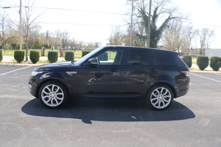 Used 2015 Land Rover Range Rover SPORT HSE 3.0 SUPERCHARGED AWD W/NAV for sale $34,950 at Auto Collection in Murfreesboro TN 37130 7
