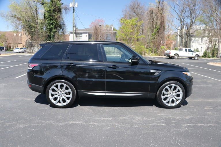 Used 2015 Land Rover Range Rover SPORT HSE 3.0 SUPERCHARGED AWD W/NAV for sale $34,950 at Auto Collection in Murfreesboro TN 37130 8