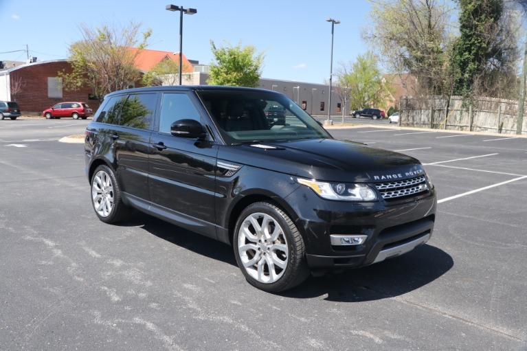 Used Used 2015 Land Rover Range Rover SPORT HSE 3.0 SUPERCHARGED AWD W/NAV for sale $34,950 at Auto Collection in Murfreesboro TN