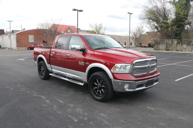 Used Used 2014 Ram Ram 1500 LARAMIE CREW CAB W/NAV for sale $24,950 at Auto Collection in Murfreesboro TN