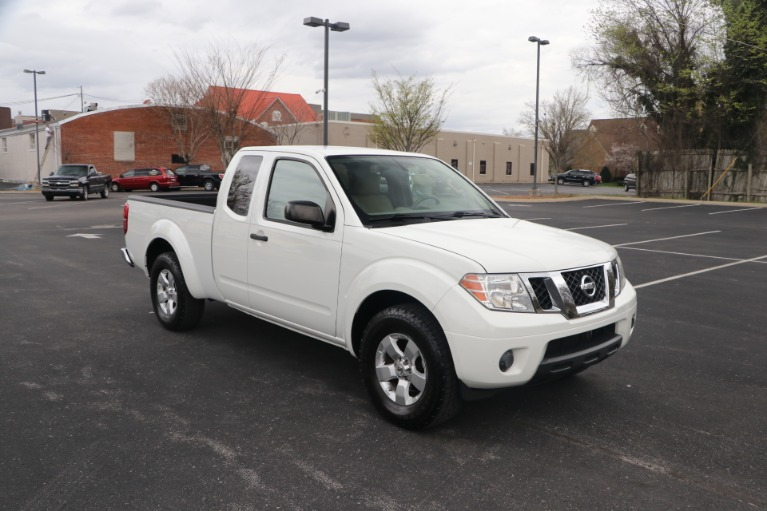 Used 2012 Nissan Frontier KING CAB SV for sale Sold at Auto Collection in Murfreesboro TN 37130 2