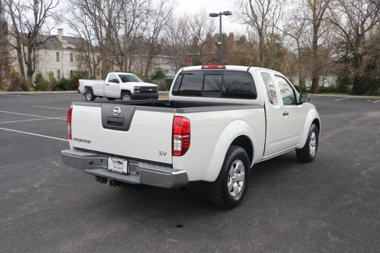 Used 2012 Nissan Frontier KING CAB SV for sale Sold at Auto Collection in Murfreesboro TN 37130 3