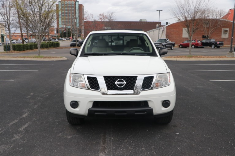 Used 2012 Nissan Frontier KING CAB SV for sale Sold at Auto Collection in Murfreesboro TN 37130 5