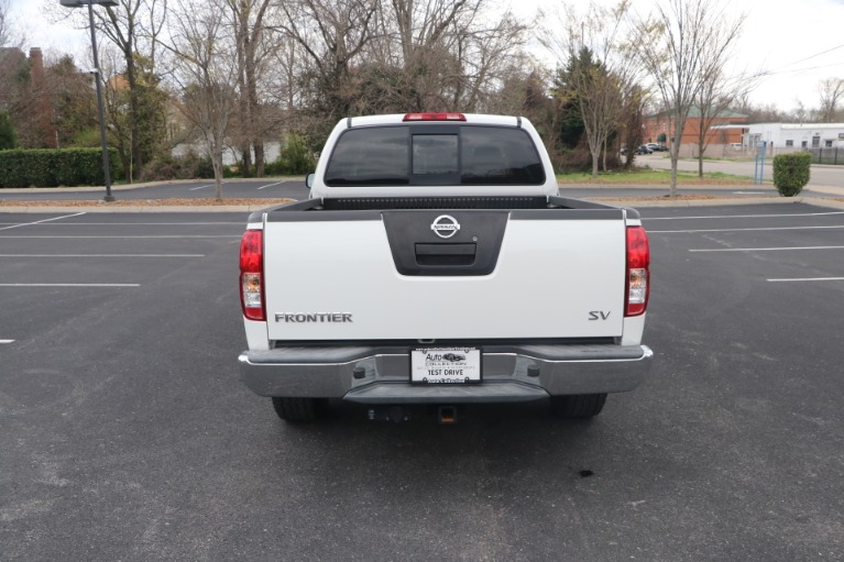 Used 2012 Nissan Frontier KING CAB SV for sale Sold at Auto Collection in Murfreesboro TN 37130 6