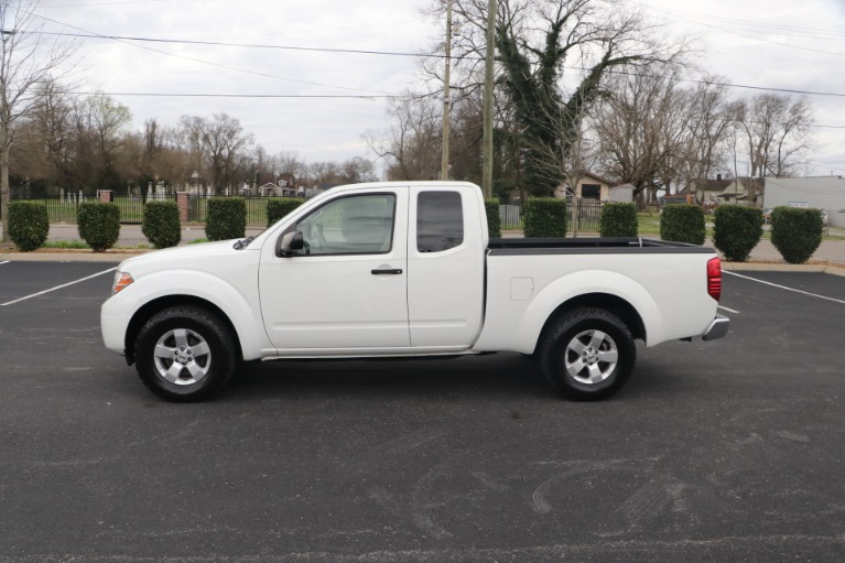 Used 2012 Nissan Frontier KING CAB SV for sale Sold at Auto Collection in Murfreesboro TN 37130 7