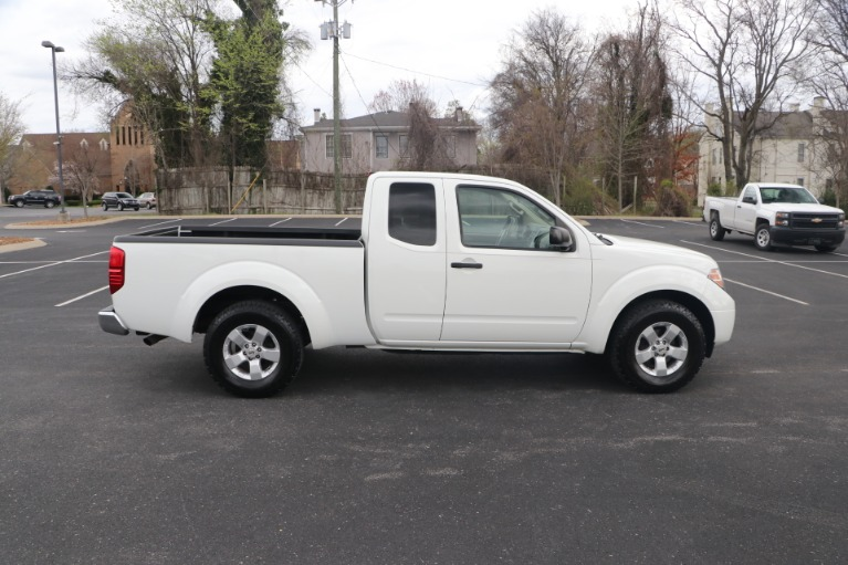 Used 2012 Nissan Frontier KING CAB SV for sale Sold at Auto Collection in Murfreesboro TN 37130 8