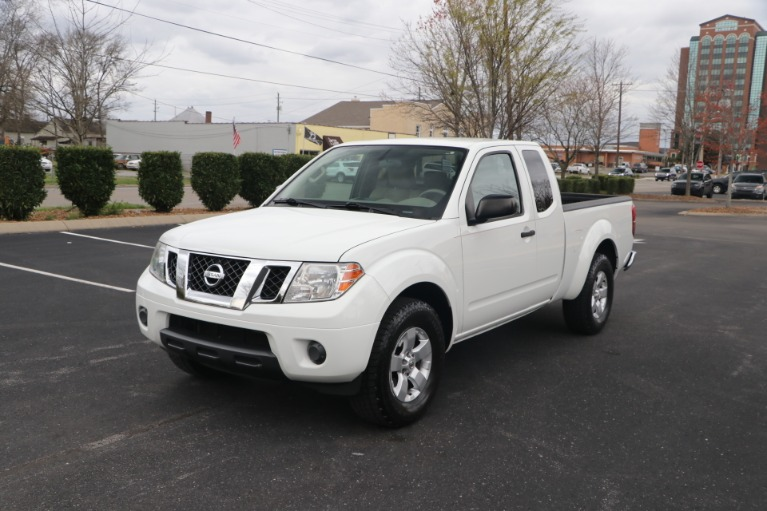 Used 2012 Nissan Frontier KING CAB SV for sale Sold at Auto Collection in Murfreesboro TN 37130 1