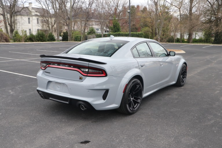 Used 2021 Dodge Charger SCAT PACK WIDEBODY RWD w/NAV for sale Sold at Auto Collection in Murfreesboro TN 37130 3
