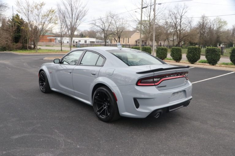 Used 2021 Dodge Charger SCAT PACK WIDEBODY RWD w/NAV for sale Sold at Auto Collection in Murfreesboro TN 37130 4