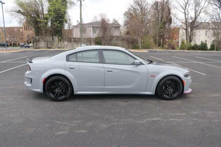 Used 2021 Dodge Charger SCAT PACK WIDEBODY RWD w/NAV for sale Sold at Auto Collection in Murfreesboro TN 37130 8