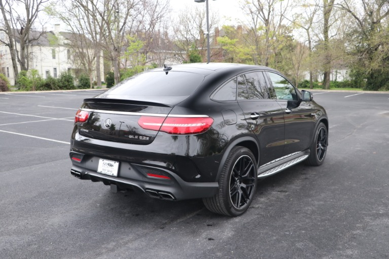 Used 2019 Mercedes-Benz GLE 63 S AMG 4MATIC Coupe for sale $94,950 at Auto Collection in Murfreesboro TN 37130 3
