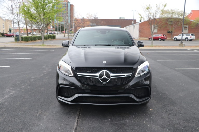 Used 2019 Mercedes-Benz GLE 63 S AMG 4MATIC Coupe for sale $94,950 at Auto Collection in Murfreesboro TN 37130 5