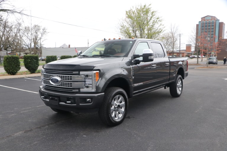 Used 2019 Ford F-250 SD PLATINUM CREW CAB 4WD for sale Sold at Auto Collection in Murfreesboro TN 37130 2