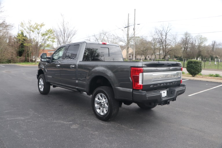 Used 2019 Ford F-250 SD PLATINUM CREW CAB 4WD for sale Sold at Auto Collection in Murfreesboro TN 37130 4