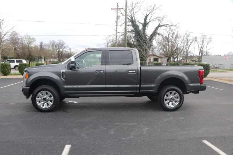 Used 2019 Ford F-250 SD PLATINUM CREW CAB 4WD for sale Sold at Auto Collection in Murfreesboro TN 37130 7