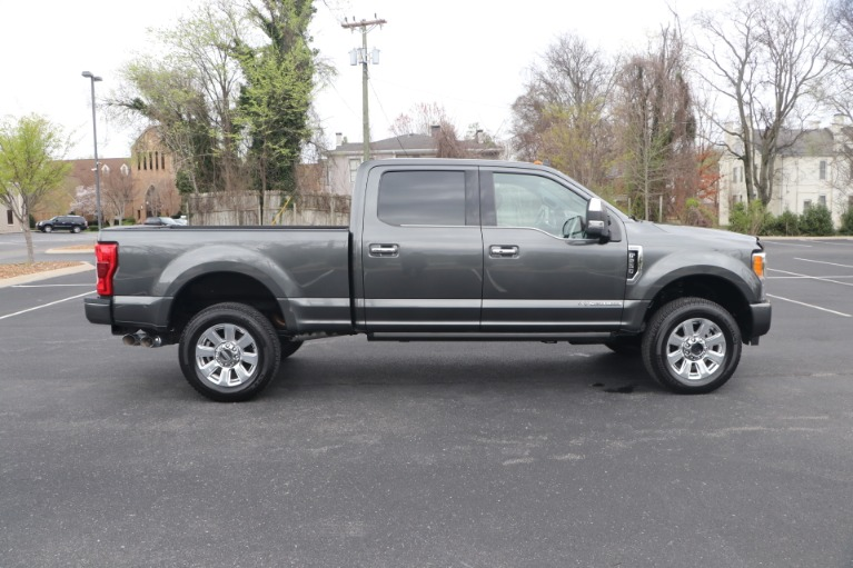 Used 2019 Ford F-250 SD PLATINUM CREW CAB 4WD for sale Sold at Auto Collection in Murfreesboro TN 37130 8