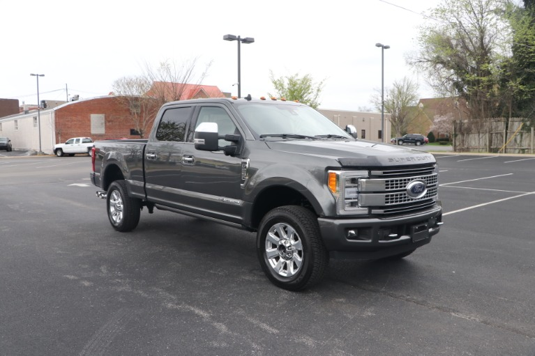 Used 2019 Ford F-250 SD PLATINUM CREW CAB 4WD for sale Sold at Auto Collection in Murfreesboro TN 37130 1