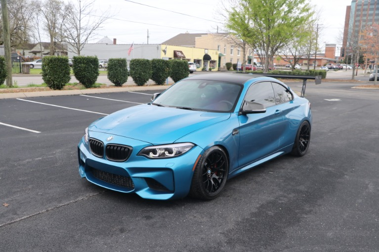 Used 2018 BMW M2 EXECUTIVE W/NAV for sale $47,950 at Auto Collection in Murfreesboro TN 37130 2
