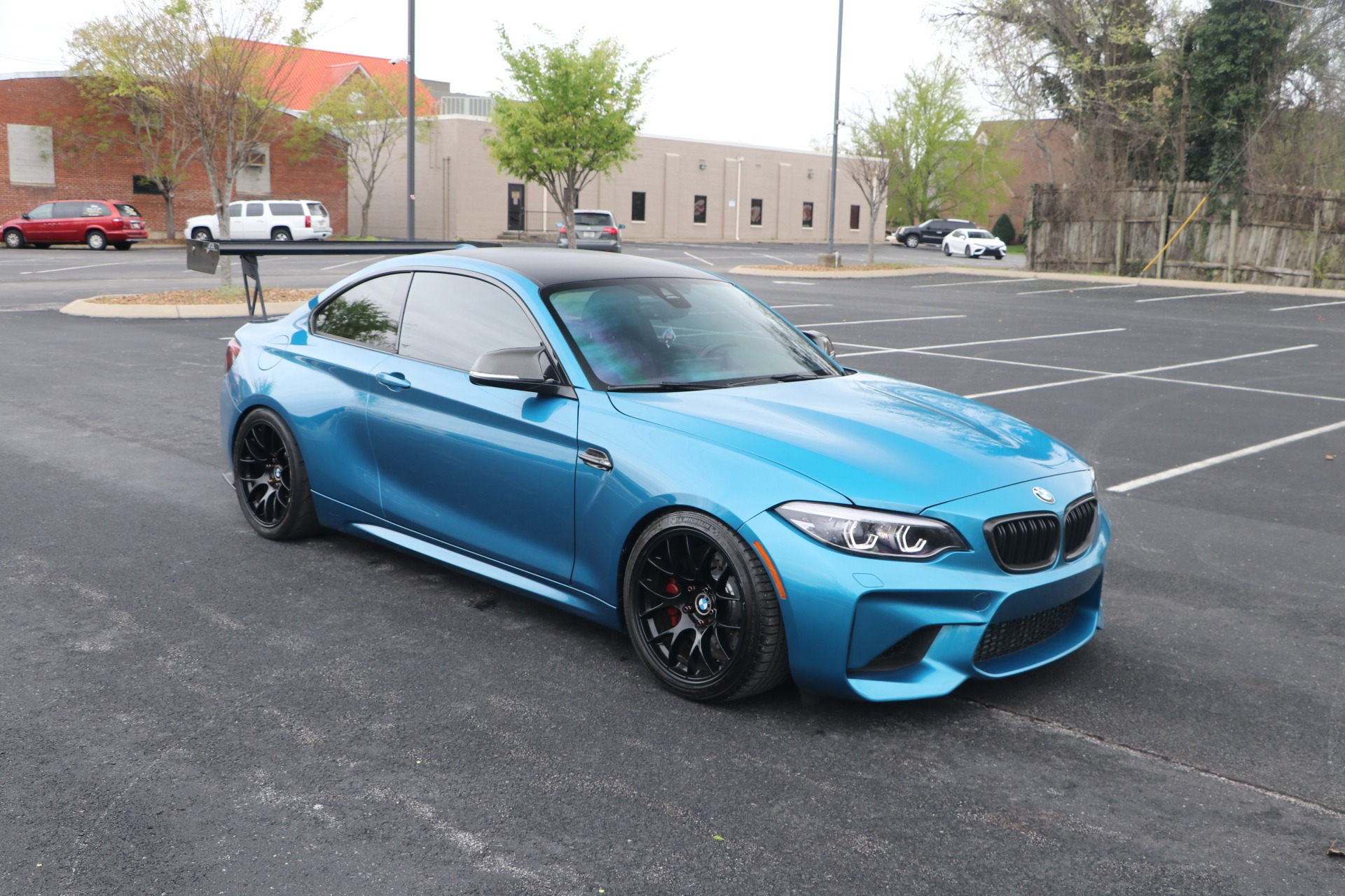 Used 2018 BMW M2 EXECUTIVE W/NAV for sale $47,950 at Auto Collection in Murfreesboro TN 37130 1