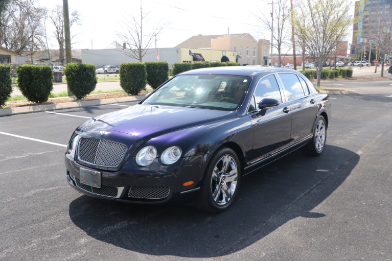 Used 2008 Bentley Continental FLYING SPUR W12 AWD Turbo charged W/NA for sale Sold at Auto Collection in Murfreesboro TN 37130 2