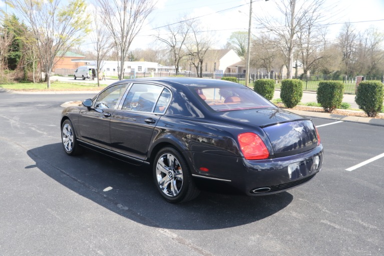Used 2008 Bentley Continental FLYING SPUR W12 AWD Turbo charged W/NA for sale Sold at Auto Collection in Murfreesboro TN 37130 4
