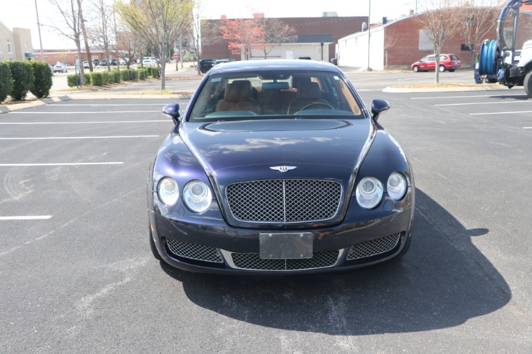 Used 2008 Bentley Continental FLYING SPUR W12 AWD Turbo charged W/NA for sale Sold at Auto Collection in Murfreesboro TN 37130 5