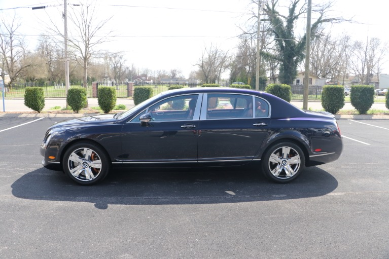 Used 2008 Bentley Continental FLYING SPUR W12 AWD Turbo charged W/NA for sale Sold at Auto Collection in Murfreesboro TN 37130 7