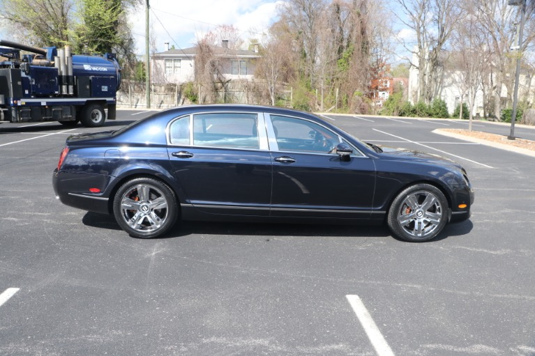 Used 2008 Bentley Continental FLYING SPUR W12 AWD Turbo charged W/NA for sale Sold at Auto Collection in Murfreesboro TN 37130 8