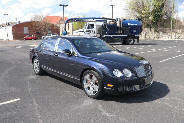Used 2008 Bentley Continental FLYING SPUR W12 AWD Turbo charged W/NA for sale Sold at Auto Collection in Murfreesboro TN 37130 1