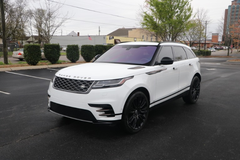 Used 2018 Land Rover Range Rover VELAR DYNAMIC SE W/NAV for sale Sold at Auto Collection in Murfreesboro TN 37130 2