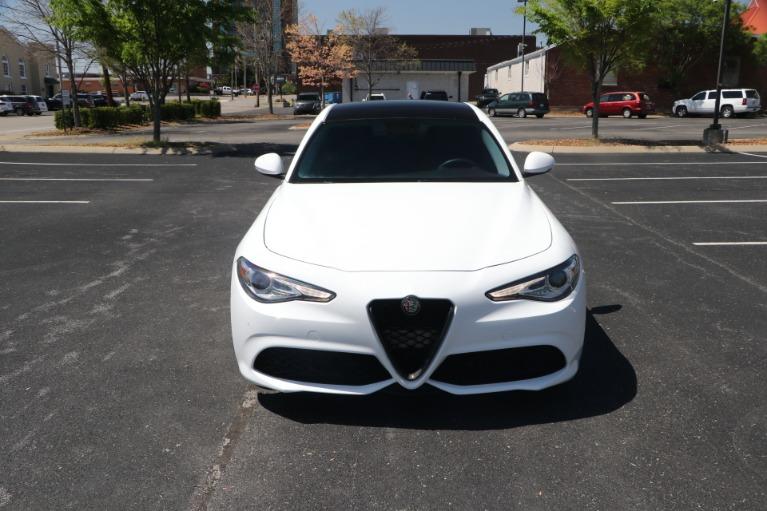 Used 2018 Alfa Romeo Giulia SPORT RWD W/NAV for sale Sold at Auto Collection in Murfreesboro TN 37130 5