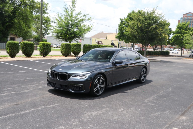 Used 2018 BMW 750I M SPORT PKG EXECUTIVE RWD W/NAV for sale $59,950 at Auto Collection in Murfreesboro TN 37130 2