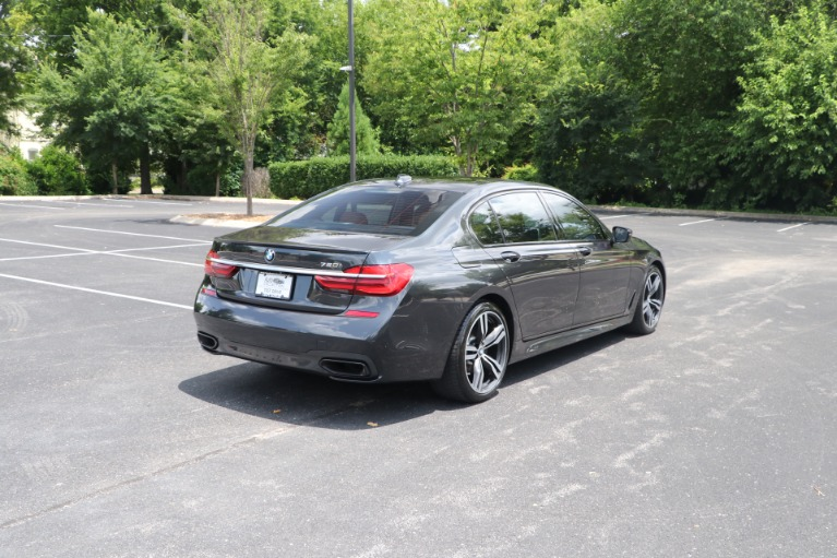 Used 2018 BMW 750I M SPORT PKG EXECUTIVE RWD W/NAV for sale $59,950 at Auto Collection in Murfreesboro TN 37130 3