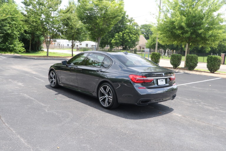 Used 2018 BMW 750I M SPORT PKG EXECUTIVE RWD W/NAV for sale $59,950 at Auto Collection in Murfreesboro TN 37130 4