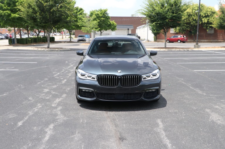 Used 2018 BMW 750I M SPORT PKG EXECUTIVE RWD W/NAV for sale $59,950 at Auto Collection in Murfreesboro TN 37130 5