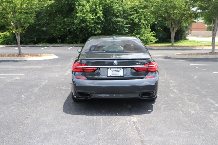 Used 2018 BMW 750I M SPORT PKG EXECUTIVE RWD W/NAV for sale $59,950 at Auto Collection in Murfreesboro TN 37130 6
