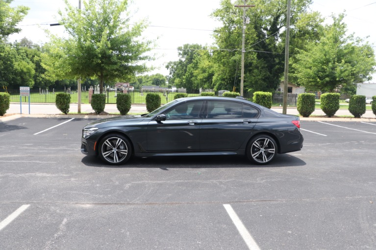Used 2018 BMW 750I M SPORT PKG EXECUTIVE RWD W/NAV for sale $59,950 at Auto Collection in Murfreesboro TN 37130 7