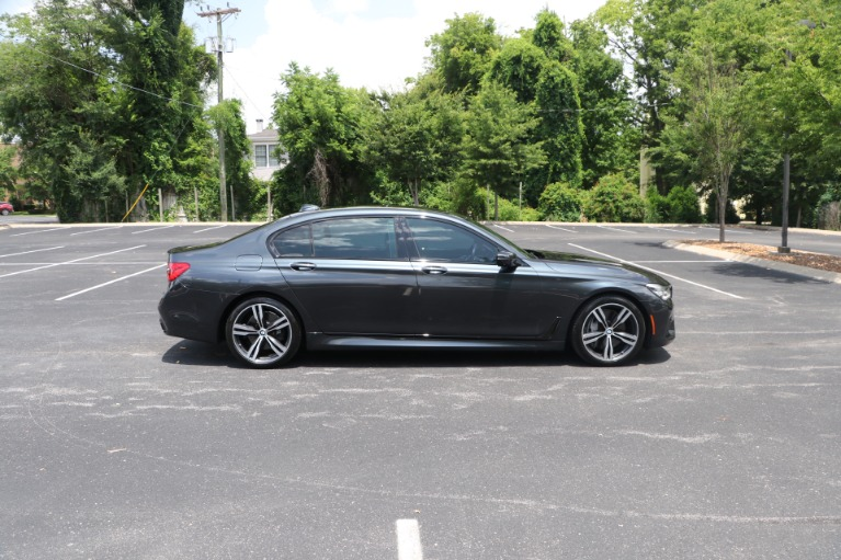 Used 2018 BMW 750I M SPORT PKG EXECUTIVE RWD W/NAV for sale $59,950 at Auto Collection in Murfreesboro TN 37130 8