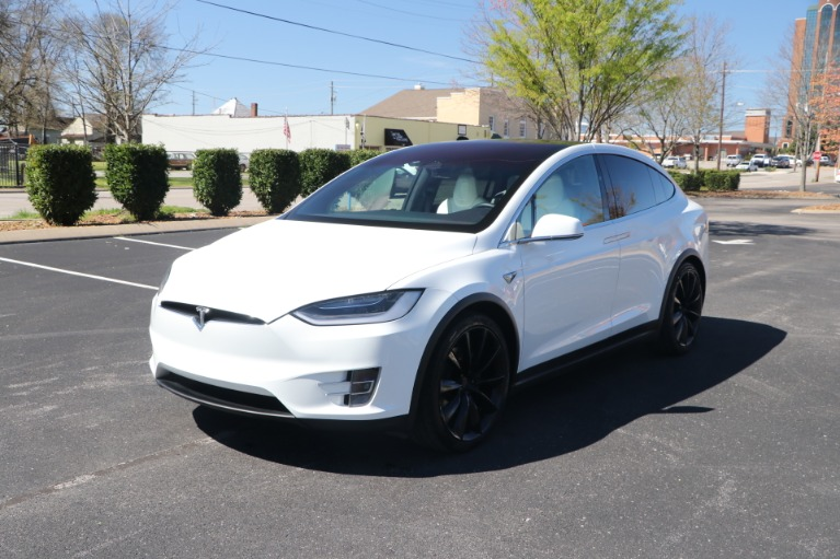 Used 2018 Tesla Model X 75D FULL SELF DRIVING W/NAV for sale Sold at Auto Collection in Murfreesboro TN 37130 2