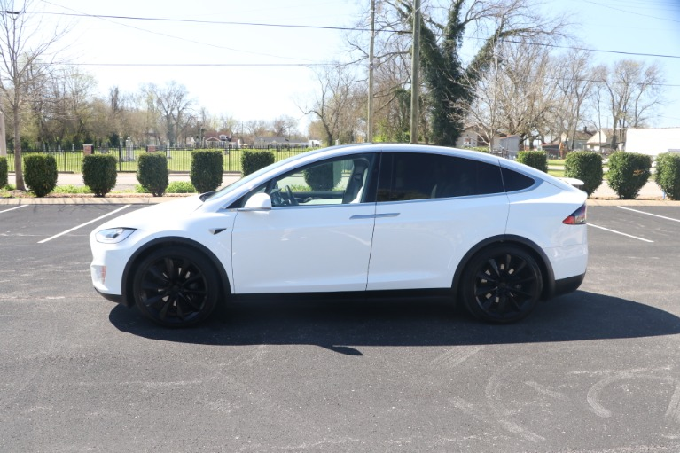 Used 2018 Tesla Model X 75D FULL SELF DRIVING W/NAV for sale Sold at Auto Collection in Murfreesboro TN 37130 7