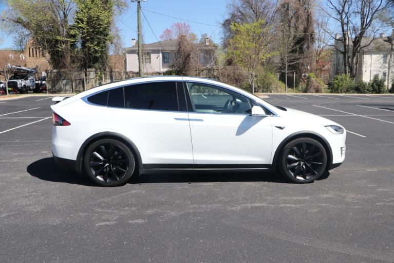 Used 2018 Tesla Model X 75D FULL SELF DRIVING W/NAV for sale Sold at Auto Collection in Murfreesboro TN 37130 8
