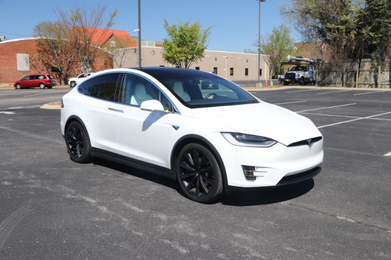 Used 2018 Tesla Model X 75D FULL SELF DRIVING W/NAV for sale Sold at Auto Collection in Murfreesboro TN 37130 1