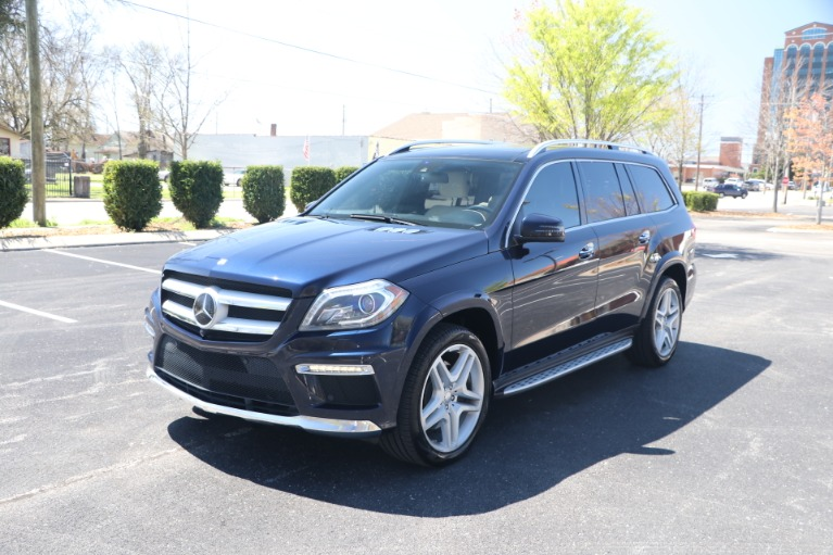 Used 2014 Mercedes-Benz GL550 4 MATIC W/NAV for sale $29,950 at Auto Collection in Murfreesboro TN 37130 2