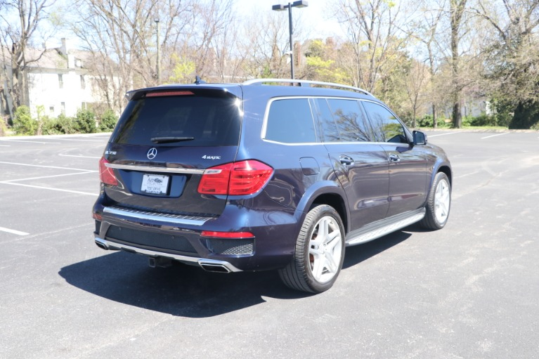 Used 2014 Mercedes-Benz GL550 4 MATIC W/NAV for sale $29,950 at Auto Collection in Murfreesboro TN 37130 3