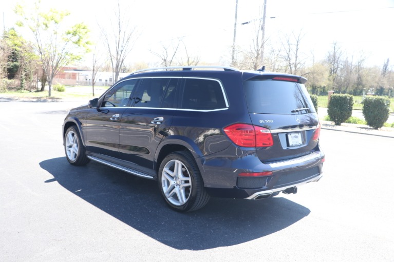 Used 2014 Mercedes-Benz GL550 4 MATIC W/NAV for sale $29,950 at Auto Collection in Murfreesboro TN 37130 4