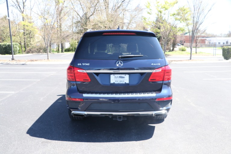 Used 2014 Mercedes-Benz GL550 4 MATIC W/NAV for sale $29,950 at Auto Collection in Murfreesboro TN 37130 6