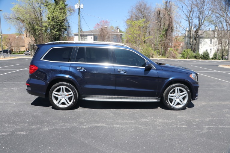 Used 2014 Mercedes-Benz GL550 4 MATIC W/NAV for sale $29,950 at Auto Collection in Murfreesboro TN 37130 8