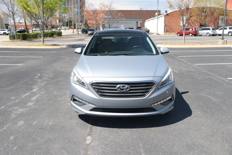 Used 2015 Hyundai Sonata LIMITED W/NAV for sale Sold at Auto Collection in Murfreesboro TN 37130 5
